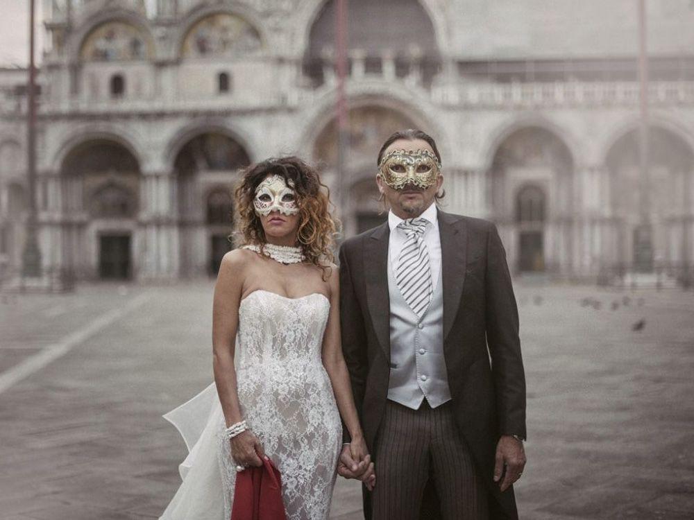 matrimonio a venezia piazza san marco